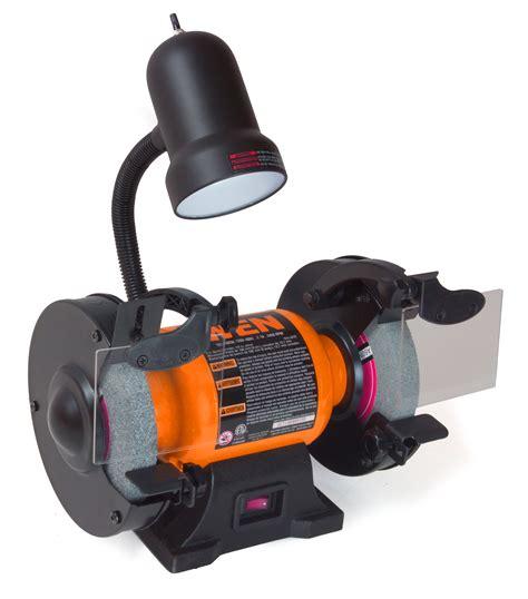 6 bench grinder reviews wen 6 inch bench grinder