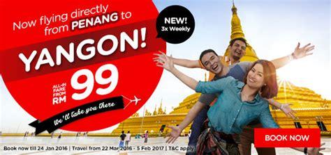 airasia yangon to kl airasia yangon to singapore airasia promotions malaysia