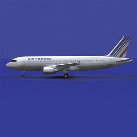 commercial model planes pack commercial airplanes 3d model max obj 3ds fbx c4d