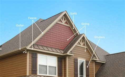 roofing a house soffit and fascia belmont roofing