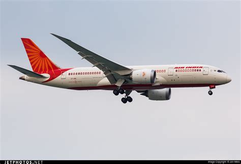 air india ai115 vt anl b787 dreamliner vt anl boeing 787 8 dreamliner air india jon melo