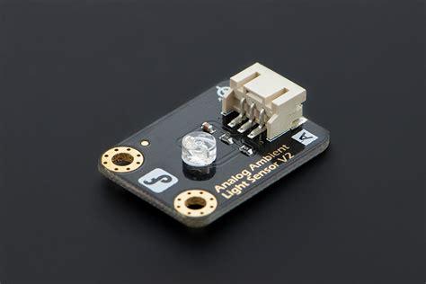 Ambient Light Sensor gravity analog ambient light sensor