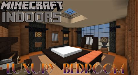 Minecraft Interior Design Bedroom Luxury Bedroom Minecraft Indoors Interior Design