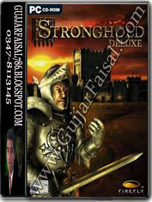 download highly compressed full version games for pc stronghold deluxe pc game free download full version