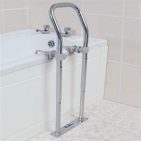 swedish bath safety rail chrome bath safety aids