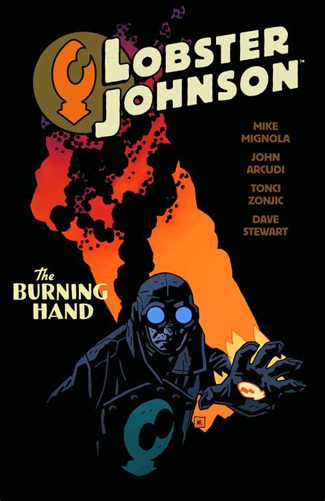 libro lobster johnson volume 5 lobster johnson vol 2 the burning hand fresh comics