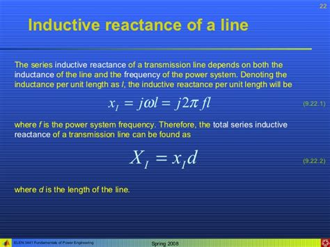 inductive line reactance inductive line reactance 28 images a review of transmission lines as circuit elements