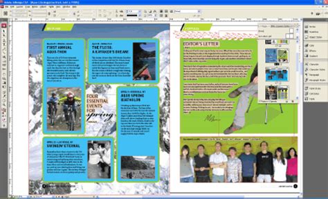 web layout indesign review adobe cs3 web premium geek com