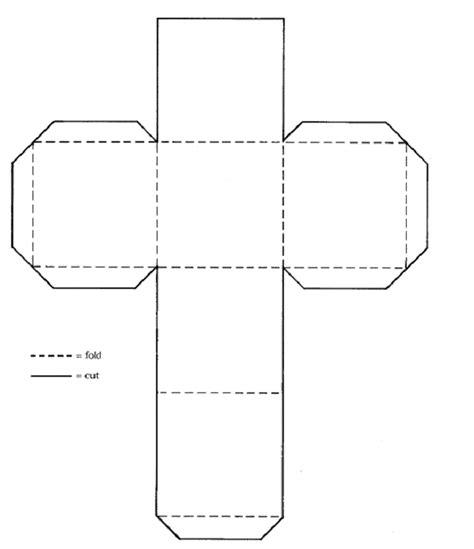 figuras geometricas un cubo figura para armar un cubo imagui