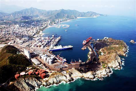 puerto de santa marta colombia puerto de santa marta ventana para el mundo fullavantenews