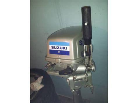 Suzuki 6hp Outboard For Sale New Suzuki 6 Hp Outboard Motor For Sale 700