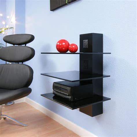 modern glass shelves wall mounted best decor things