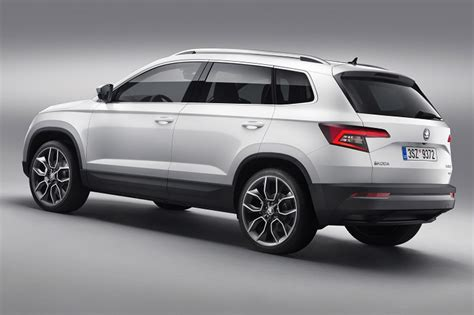 skoda jeep it s the skoda karoq suv new yeti replacement revealed in