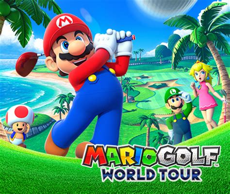 mario golf: world tour | nintendo 3ds | games | nintendo