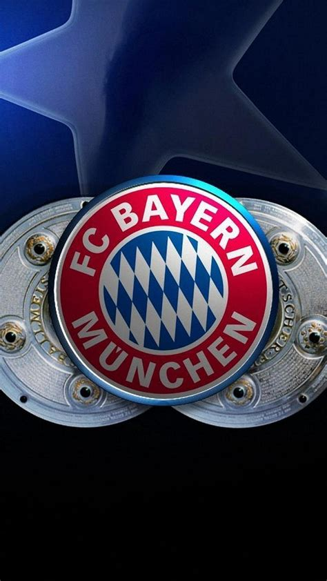 Wallpapers for Galaxy   FC Bayern Munchen Logo