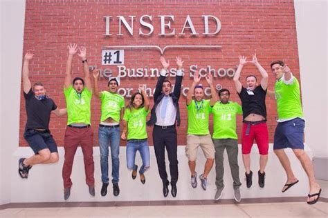 Insead Mba Reputation by Insead Repeats As No 1 In New 2017 Financial Times Ranking