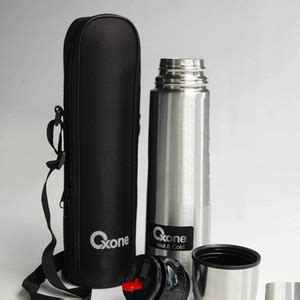 Oxone Vacuum Flask stainless steel ox 350 termos air minum mini oxone vacuum