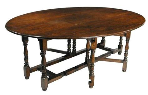 Antique Gateleg Dining Table Large Oak Gateleg Dining Table For Sale Antiques Classifieds