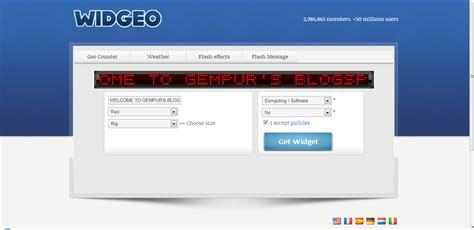 trik mempercepat wifi selamat datang di blog saya cara membuat tulisan selamat datang bergerak di blog
