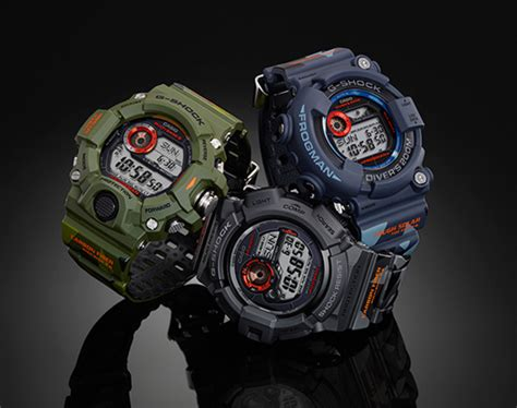 Now On Model Jam Tangan Sport Casio Gshock Premium D Limited 1 casio g shock quot in camouflage quot series freshness mag