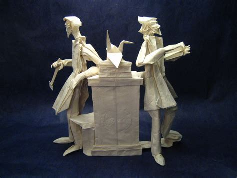 Mit Origami - mens et manus ii
