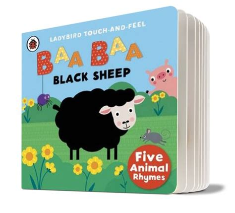 the 24th sometimes the black sheep wins books ladybird touch and feel rhymes baa baa black sheep