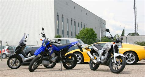 Motorrad Navigation Billig by Yamaha Viertelliter Testbericht