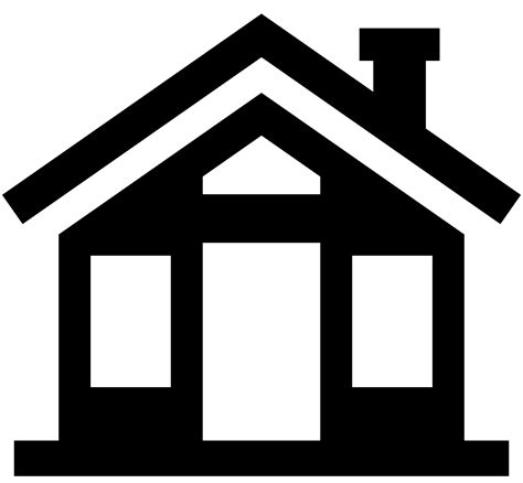 simple house clipart    clipartmag