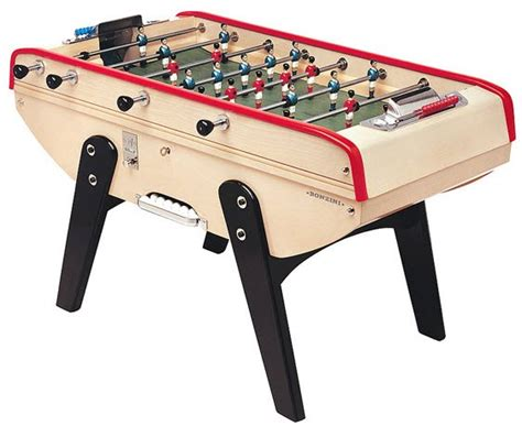 standard foosball table size bonzini b60 coin operated standard foosball table