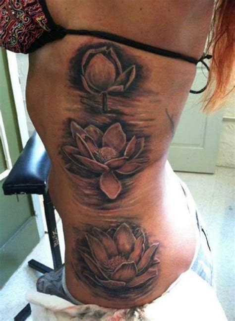 small water lily tattoo water lilies page tattooed