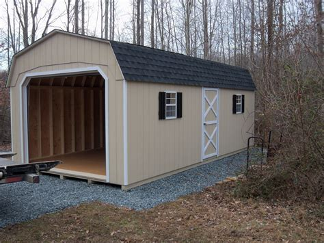 Garage Shed Shed Plans Kits
