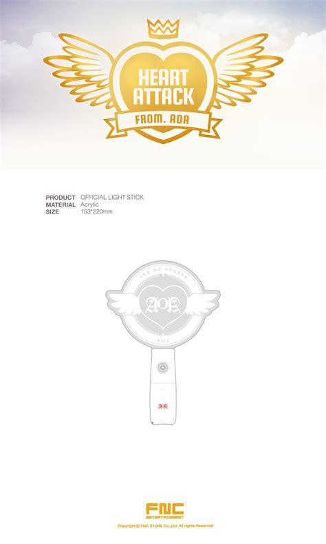 Aoa Official Lightstick aoa official light stick