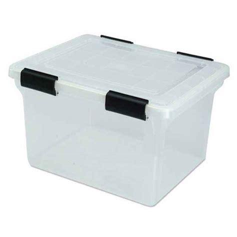 plastic file box iris file box airtight plastic file storage size file boxes