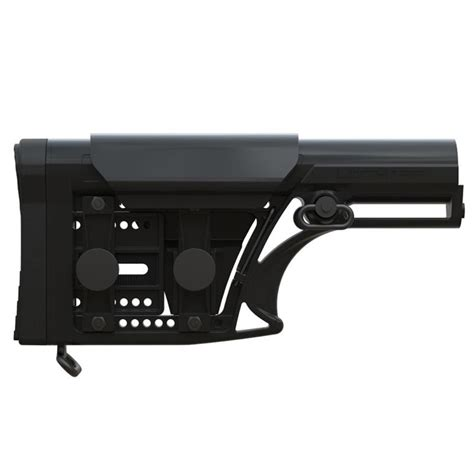 Luth Ar Mba 1 Rifle Buttstock No Qd Mount by Luth Ar Quot Mba Quot Modular Fixed Buttstock Black