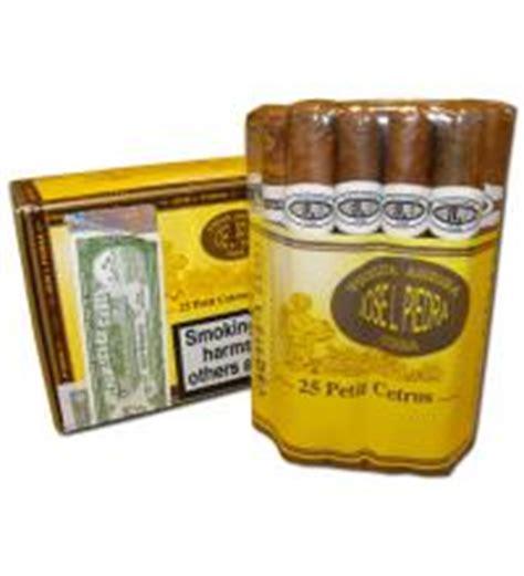 Jose L Piedra Petit Cetros Box Of 5 Pack 25ct new c gars ltd blend corona box of 25