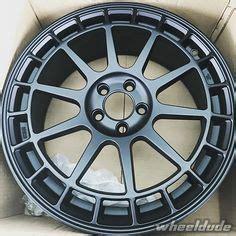 wheels/tires rota recce's in matte black finish (17×8, +44