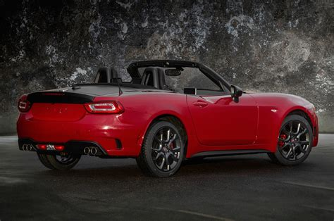 2017 fiat 124 spider abarth 2017 fiat 124 spider priced from 25 990 motor trend