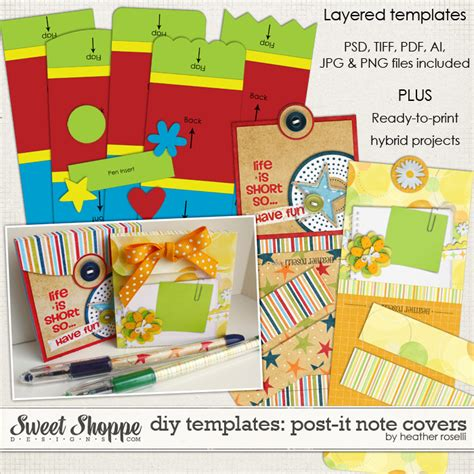 post it note cover template post it note cover template images