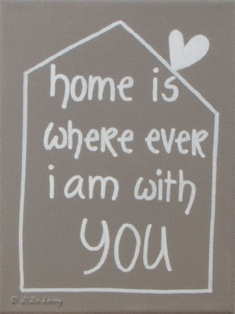 home is where quotes quotesgram