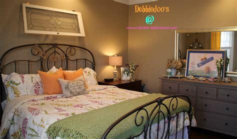garden bedroom garden style master bedroom freshened up for summer
