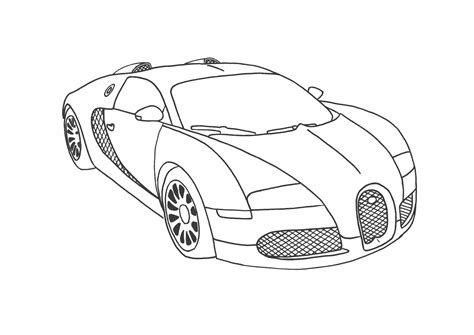 Cars Coloring Pages Coloring Car Coloring Pages