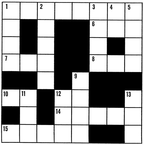crossword puzzle template description crossword psf png