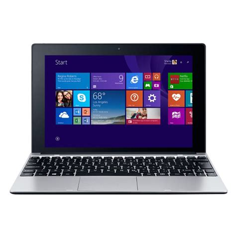 Acer One 10 S100x S1002 acer one 10 windows pc and tablet s100x silver