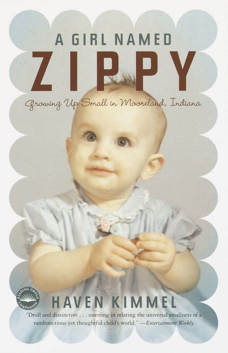 A Named Zippy non fiction that reads like fiction read it forward