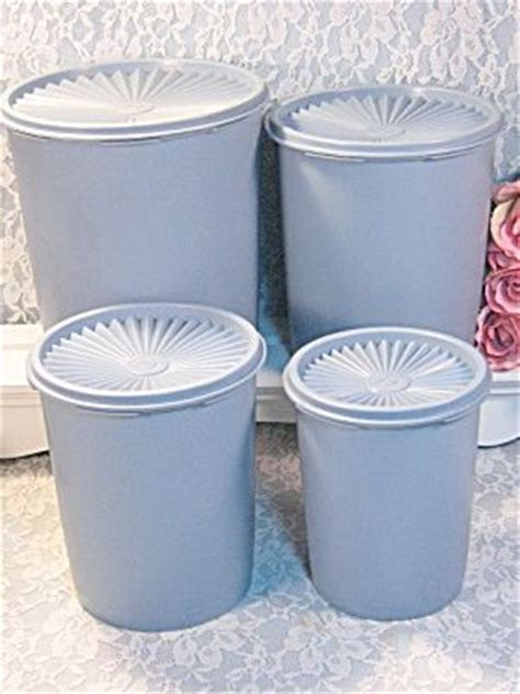 Tupperware Miss Canister Set tupperware vintage tupperware and i will on