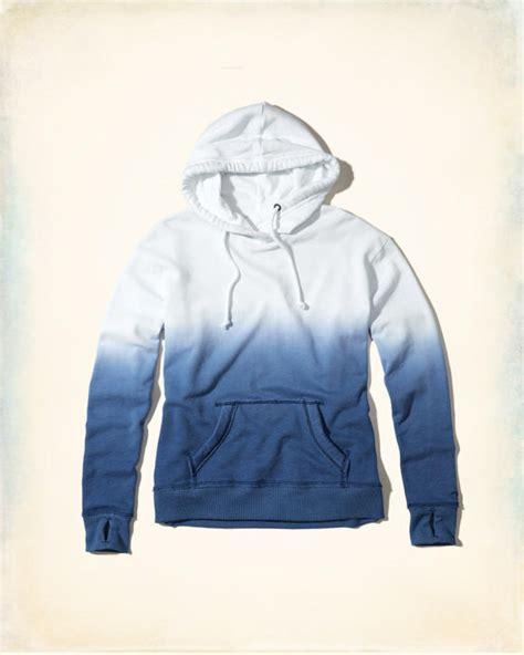 light blue hollister hoodie girls ombr 233 hoodie girls sale hollisterco com