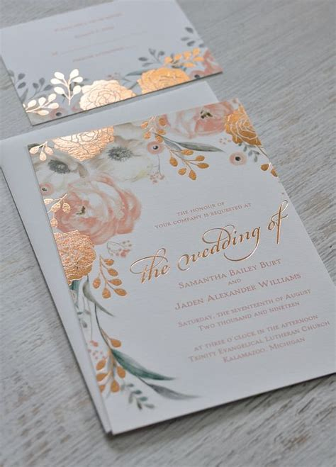 wedding invitations cards 2016 the wedding invitation trends for 2016 arabia weddings