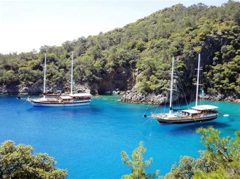 gulet tekne kiralama mavi yolculuk turlaritekne gulet