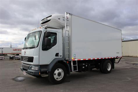 kenworth body 20 frio truck body on kenworth k370 transit