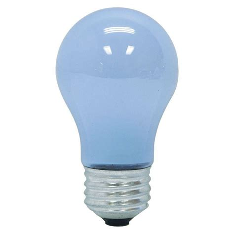 ceiling fan light bulb wattage ge reveal 40 watt incandescent a15 ceiling fan light bulb